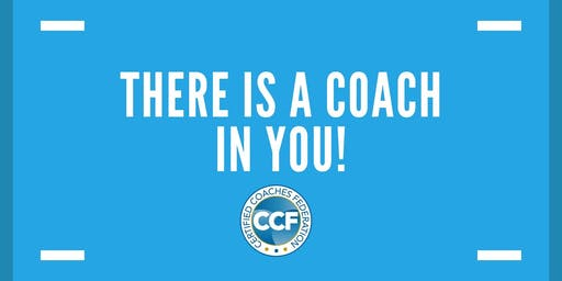 Information Session: Becoming A Certifed Life & Executive Coach
