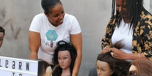 Nurture Academy: Beginners Braiding Workshop