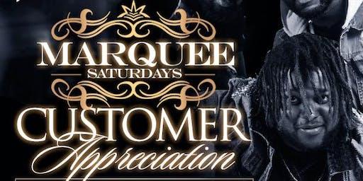 Marquee Saturdays At Suite Lounge Customer Appreciation
