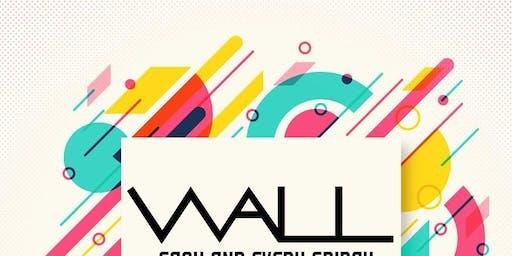 Halloween at WALL Lounge Miami 10/26
