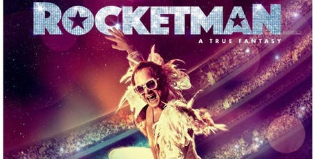 Rocketman Outdoor Cinema tickets