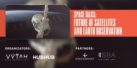 Space Talks: Future of Satellites and Earth Observation tickets