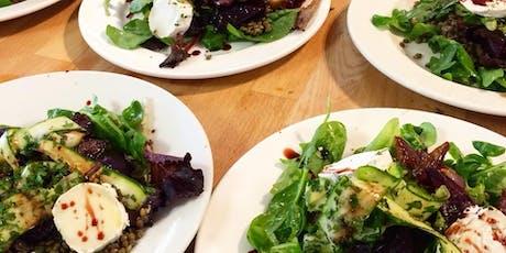 Gut Health Lunch and Fermentation Workshop - REWILD YOUR GUT tickets