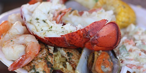 St Augustine Lions Seafood Festival - 39th Annual