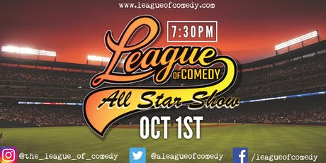 League of Comedy All-Star Show tickets