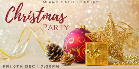 Embrace Christmas Party 2019 tickets