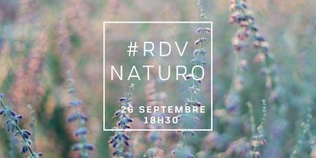 #RDV Naturo  billets