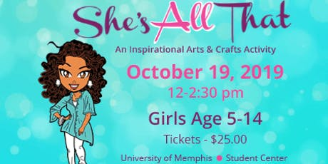 She's All That - Memphis tickets