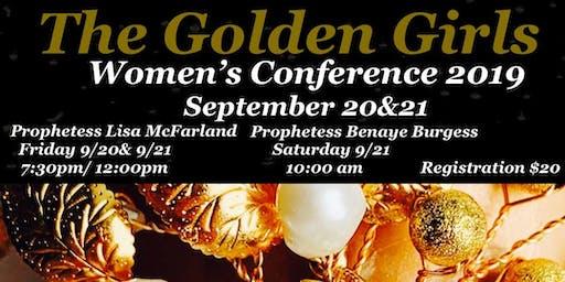 Golden Girls Women's Conference 2019