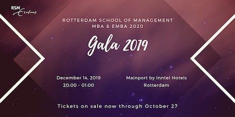 RSM MBA & EMBA 2020 Gala tickets