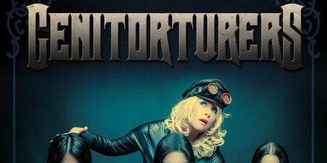 Genitorturers // Thy Will Be Done // Third Knuckle tickets