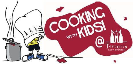 Cooking With Kids! tickets