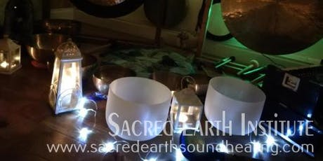 Introduction to Sound & Vibrational Healing 1-Day Workshop Cork City tickets
