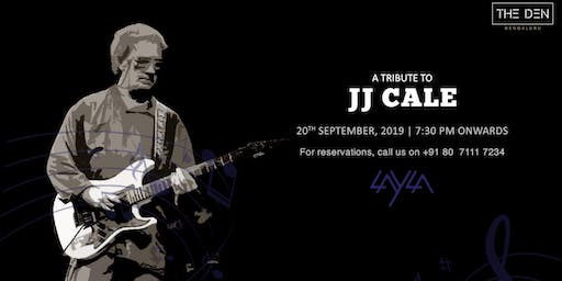 A Tribute to JJ Cale