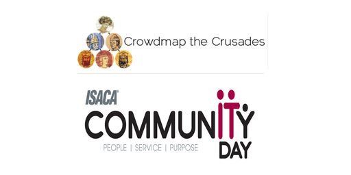 ISACA CommunITy Day – October 5 – Crowdmap the Crusade