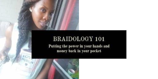 BRAIDOLOGY 101 with CHRISTY