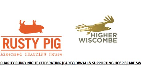 Charity Curry Night to celebrate early Diwali & support Hospiscare SW tickets