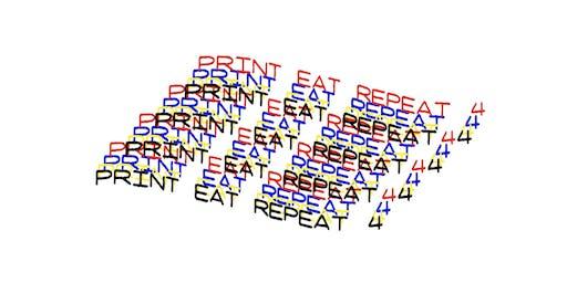 Print Eat Repeat 4