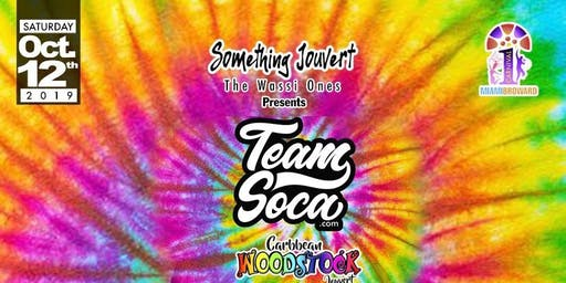 Team Soca Section - Something Jouvert - Wassi Ones Jouvert - Miami Carnival