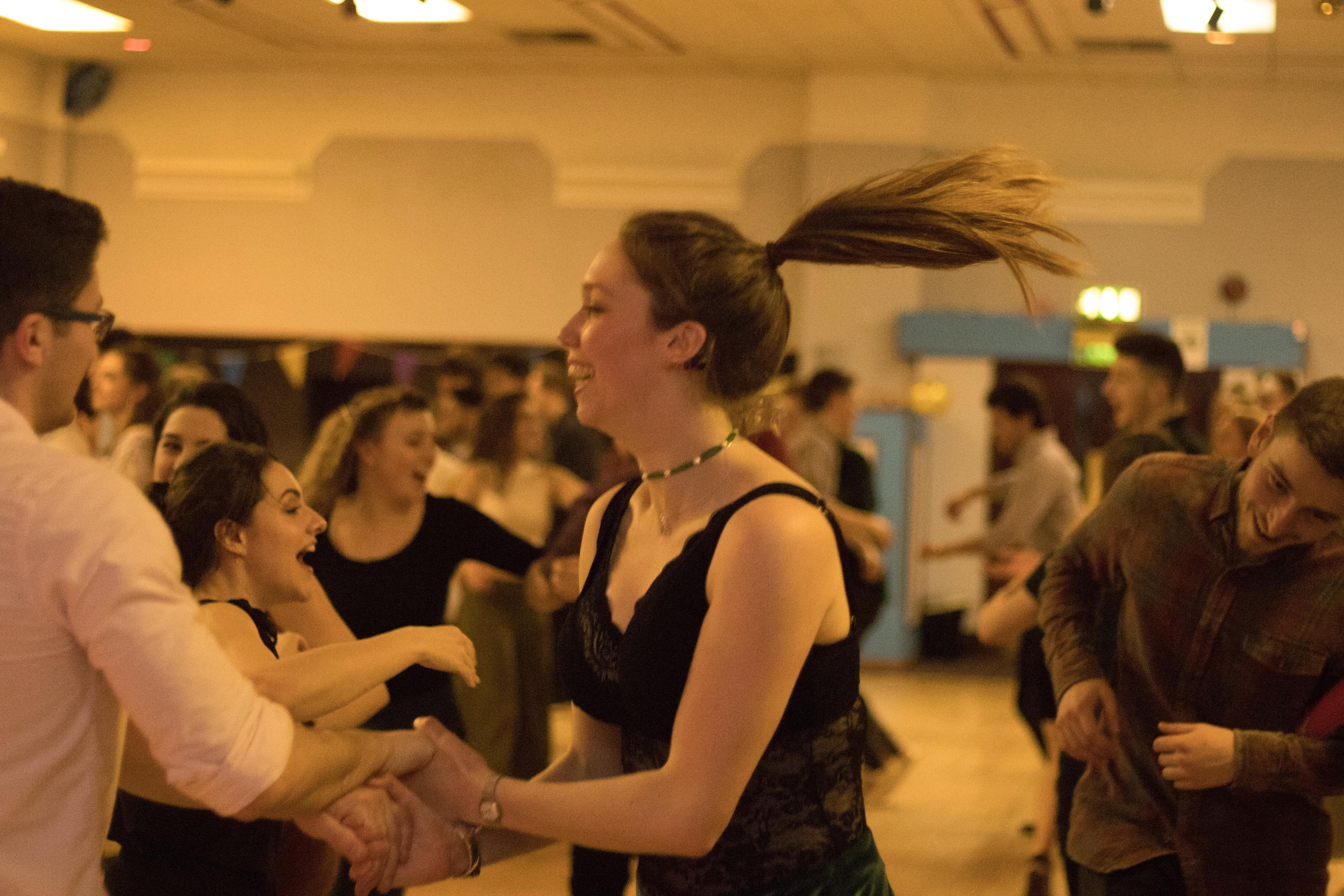 Ceilidh - dance them winter blues away with the incredible Burdock Band