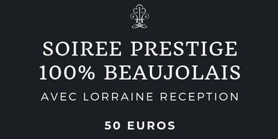 Soirée 100% Beaujolais