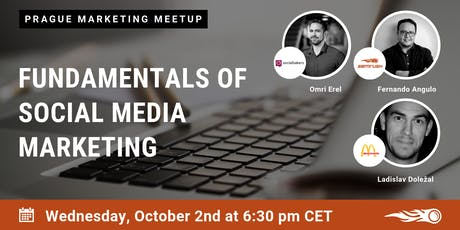 Fundamentals of Social Media Marketing tickets