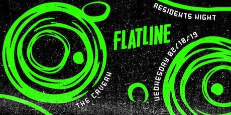 Flatline: The Residents Autumn Intro tickets