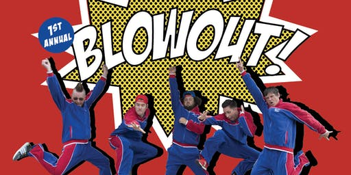 1st Annual BLOWOUT- POO LIVE CREW