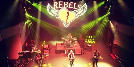 Rebels: A Tom Petty Tribute - Live in the Vault tickets