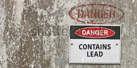 What's up with lead exposure? tickets