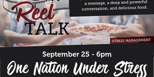 Tipping Point Wellness Presents Reel Talk: Dinner and Conversation
