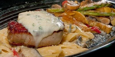 Date Night Cooking Class- ITALIAN STEAK HOUSE