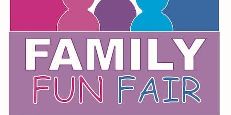 Family Fun Fair 2020 Vendor tickets