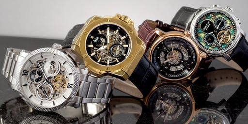 UK Watch Traders Event