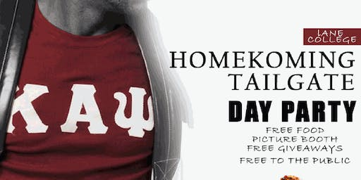 Lane College 2K19 Homekoming: Dayparty On The Hill