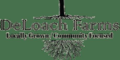 DeLoach Farms Groundbreaking  Ceremony tickets