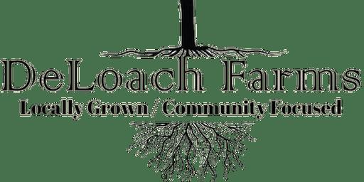 DeLoach Farms Groundbreaking  Ceremony