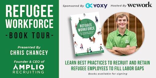 PHILADELPHIA, PA | Refugee Workforce Book Tour with Chris Chancey