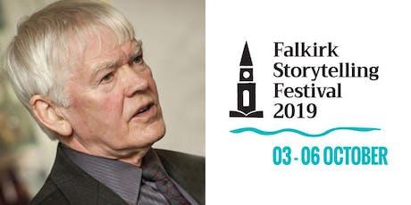 Falkirk Storytelling Festival: Tales From The Steeple With Ian Scott tickets