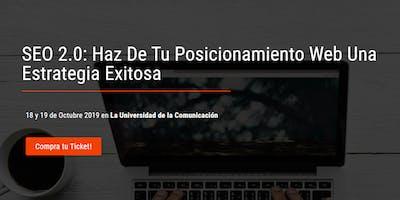 SEO 2.0: Haz de tu posicionamiento web una estrategia exitosa