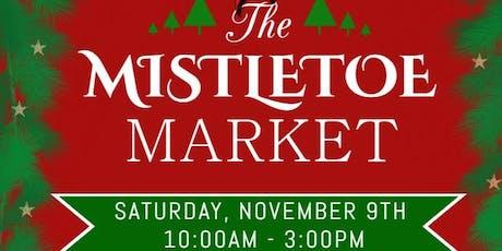 Mistletoe Market at Giammalva Racquet Club tickets