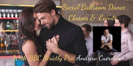 Beginner-Improver Ballroom Dance Class tickets