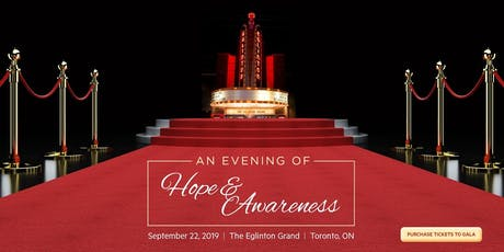 An Evening of Hope & Awareness tickets