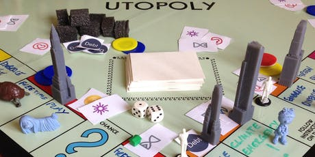 Play Utopoly - the utopian research method tickets