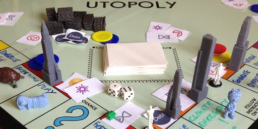 Play Utopoly - the utopian research method