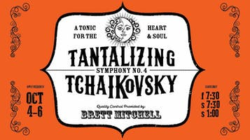 Colorado Symphony: Tchaikovsky Symphony No. 4 Conducted by Brett Mitchell