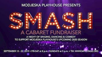 """""""SMASH: A Cabaret Fundraiser"""""""
