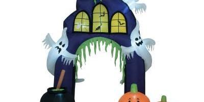 le portail d'halloween