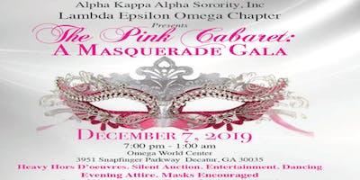 The Pink Cabaret: A Masquerade Gala