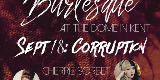 Hump Day Burlesque: Corruption